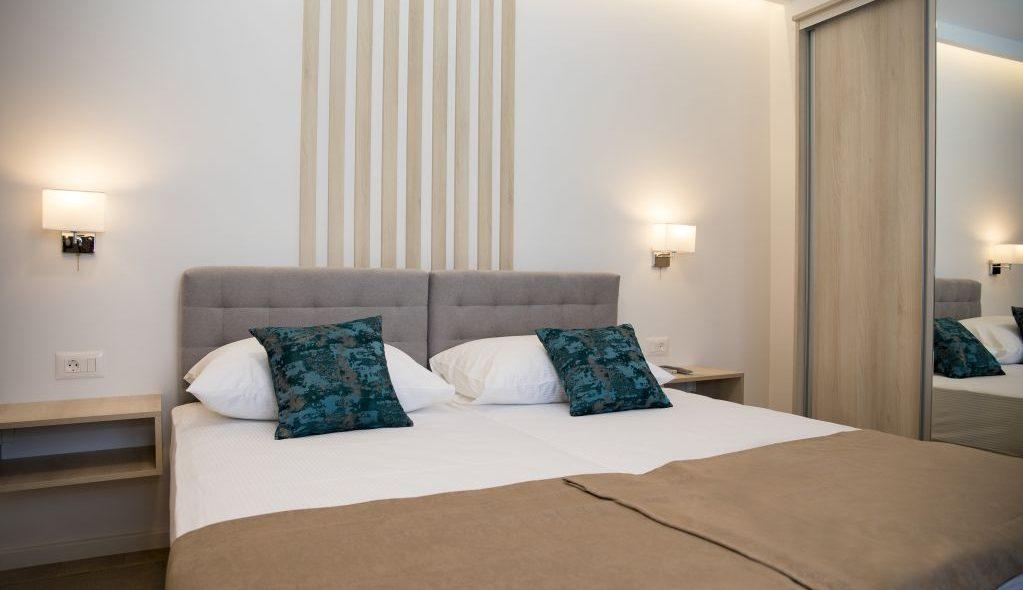 amicus aparthotel smjestaj sa krevetom za dvoje